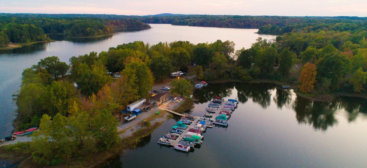 SOUTHERNMOST ILLINOIS' PREMIER FISHING DESTINATION